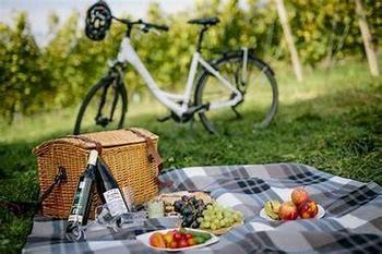 Fahrradtour in die Umgebung